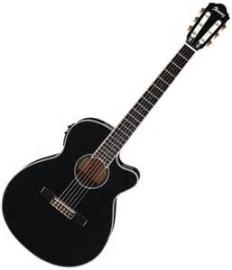 achat guitare electro acoustique ibanez aeg10ne bk 27 01 d 39 occasion cash express. Black Bedroom Furniture Sets. Home Design Ideas