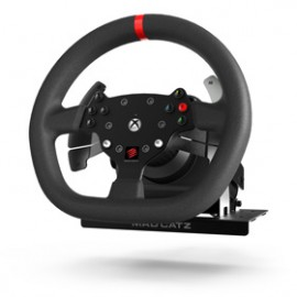 achat volant xbox one madcatz racing force d 39 occasion. Black Bedroom Furniture Sets. Home Design Ideas