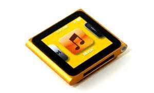 Achat mp3 8go apple ipod nano 6 a1366 d 39 occasion cash for Cash piscine toulon