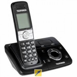 achat telephone sans fil telefunken tx152 bluetooth d. Black Bedroom Furniture Sets. Home Design Ideas