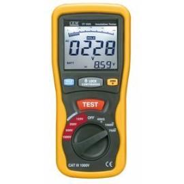 Achat testeur d 39 isolement turbotech tt5505 d 39 occasion for Cash piscine toulon