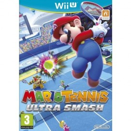 JEU WII U MARIO TENNIS ULTRA SMASH