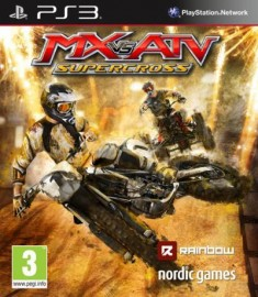 JEU PS3 MX VS ATV SUPERCROSS ENCORE EDITION