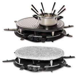 achat raclette pierrad quigg combine 3 en 1 d 39 occasion cash express. Black Bedroom Furniture Sets. Home Design Ideas