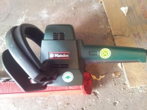 Achat taille haie metabo hs 8065s d 39 occasion cash express - Taille haie metabo ...