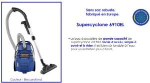 achat aspirateur 1800w tornado supercyclone d 39 occasion. Black Bedroom Furniture Sets. Home Design Ideas