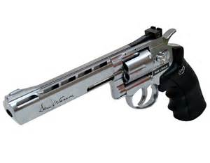 REPLIQUE CO2 REVOLVER DAN WESSON 8