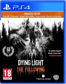 JEU PS4 DYING LIGHT : THE FOLLOWING