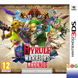 JEU 3DS HYRULE WARRIORS LEGENDS