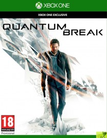 JEU XBONE QUANTUM BREAK
