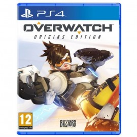 JEU PS4 OVERWATCH : ORIGINS EDITION