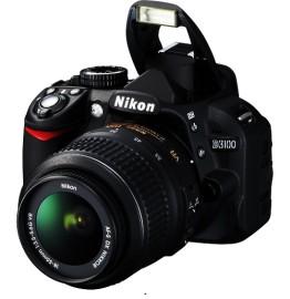 REFLEX 14.2MPIX NIKON D3100+18/55MM
