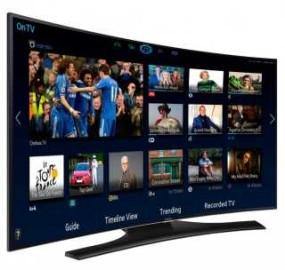 achat tv incurve samsung ue55h6800 d 39 occasion cash express. Black Bedroom Furniture Sets. Home Design Ideas