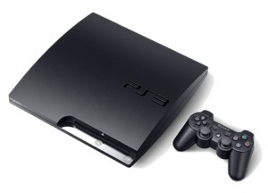 CONSOLE SONY PS3 160GO SLIM