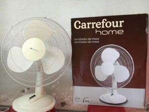 achat ventilateur sur pied carrefour cdf740 d 39 occasion. Black Bedroom Furniture Sets. Home Design Ideas