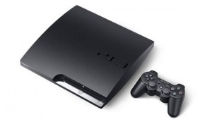 CONSOLE SONY PS3 120GO SLIM