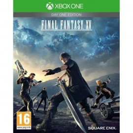 JEU XBONE FINAL FANTASY XV DAY ONE EDITION