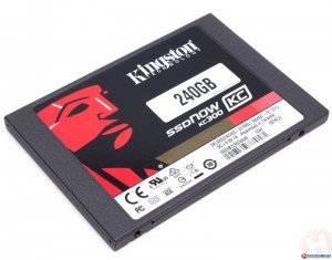 DISQUE DUR INTERNE KINGSTON TECHNOLOGY SSD NOW KC 300 240GB SSD