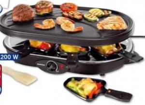 achat appareil raclette silvercrest raclette grill d 39 occasion cash express. Black Bedroom Furniture Sets. Home Design Ideas