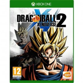 JEU XBONE DRAGON BALL XENOVERSE 2