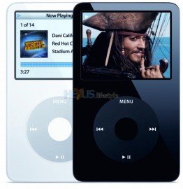 LECTEUR AUDIO VIDEO PHOTO APPLE IPOD 5 80GB A1136
