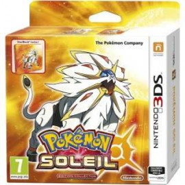 JEU 3DS POKEMON SOLEIL FAN EDITION