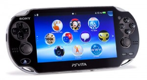CONSOLE SONY PS VITA SLIM WIFI 8GB