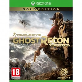 JEU XBONE GHOST RECON WILDLANDS EDITION GOLD