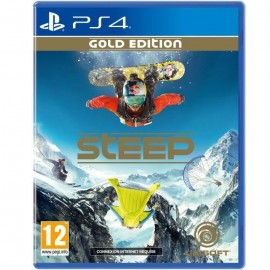 JEU PS4 STEEP EDITION GOLD