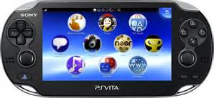CONSOLE SONY PS VITA SLIM WIFI 16GB