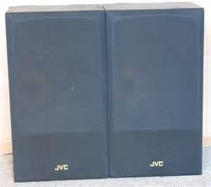 achat enceintes hifi jvc sp e5bk d 39 occasion cash express. Black Bedroom Furniture Sets. Home Design Ideas