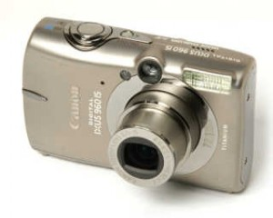 APN 12.1MP CANON IXUS 960 IS