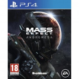 JEU PS4 MASS EFFECT ANDROMEDA