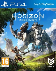 JEU PS4 HORIZON : ZERO DAWN