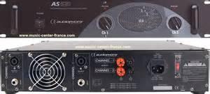 ampli sono audiophony