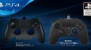 MANETTE PS4 GAMING RAZER RAIJU