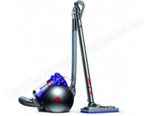 achat aspirateur dyson cinetic big ball d 39 occasion cash. Black Bedroom Furniture Sets. Home Design Ideas