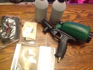 achat pistolet de sablage parkside pdsp 1000 b2 d 39 occasion. Black Bedroom Furniture Sets. Home Design Ideas