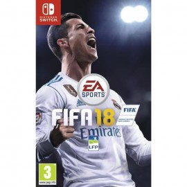 JEU SWITCH FIFA 18