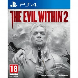 JEU PS4 THE EVIL WITHIN 2