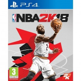JEU PS4 NBA 2K18