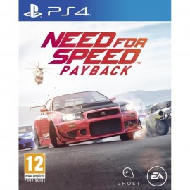 JEU PS4 NEED FOR SPEED PAYBACK