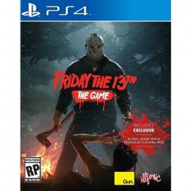 JEU PS4 FRIDAY THE 13TH : THE VIDEO GAME