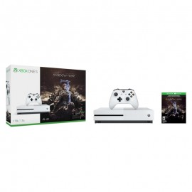 CONSOLE MICROSOFT XBOX ONE S PACK SHADOW OF WAR
