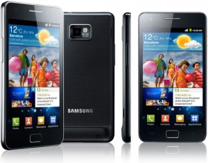 GSM SAMSUNG GALAXY S2 GT-I9100 BUEE APPAREIL PHOTO