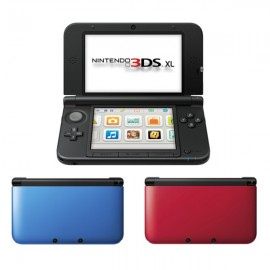 CONSOLE NINTENDO 3DS XL + ANIMAL CROSSING