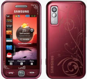 SAMSUNG PLAYER ONE GT-S5230