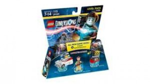 LOT FIGURINES LEGO DIMENSIONS