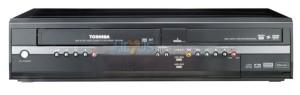 LECTEUR DVD/VHS TOSHIBA RD-XV45