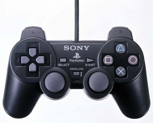 MANETTE FILAIRE SONY PS ONE